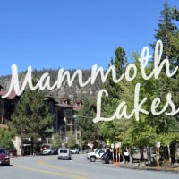 HONEYMOON DIARIES: MAMMOTH LAKES