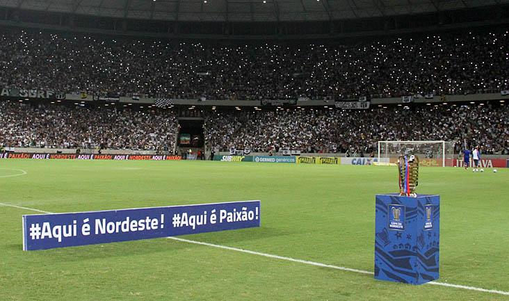 O Alvinegro vai encarar o Flamengo/PI, Vitória da Conquista/BA e Sampaio Corrêa/MA na 1ª Fase