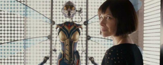 vespa Evangeline Lilly confirma participação de Vespa em Vingadores 4