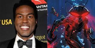 arraia Ator de The Get Down será vilão Arraia Negra no filme Aquaman e Nicole Kidman negocia papel