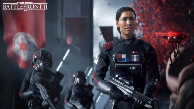 iden_versio-stormtrooper-star_wars-battlefront_2-1707-1024x576 Star Wars Battlefront 2 | Iden Versio 'encontra' Imperador Palpatine em novo trailer do modo campanha; veja!