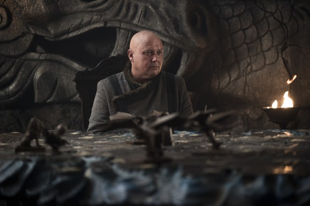 Conleth-Hill-as-Varys-%E2%80%93-Photo-Helen-Sloan-HBO HBO DIVULGA FOTOS INÉDITAS DO QUINTO EPISÓDIO DE  GAME OF THRONES