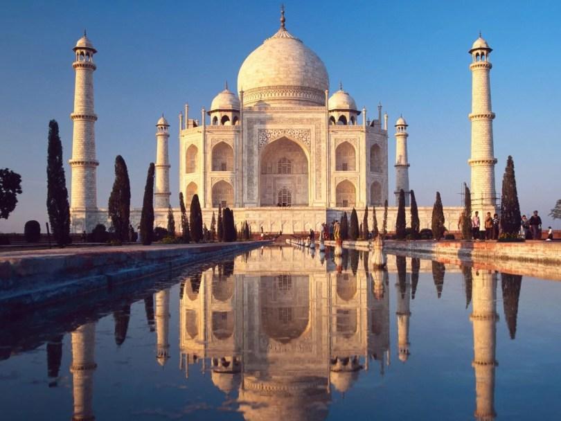 TajMahalAgraIndia - Índia é maior produtora de cinema