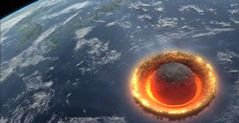 asteroide - Documentário Incrível do Discovery Channel