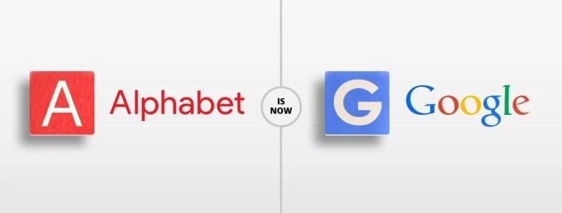 alphabet google - Quais os maiores conglomerados de mídia do mundo? (Atualizado 2016)