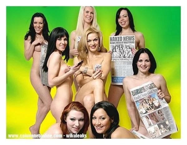 Fotos, Curiosidades, Comunicação, Jornalismo, Marketing, Propaganda, Mídia Interessante naked-news-o-mais-ousado Qual o jornal mais ousado do mundo? Curiosidades