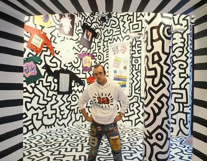 Keith Haring - Keith Haring - Google fez homenagem ao artista e ativista