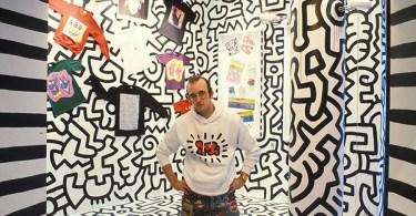 "Keith Haring - Salgadinho de Papel ""Slim Chips"""