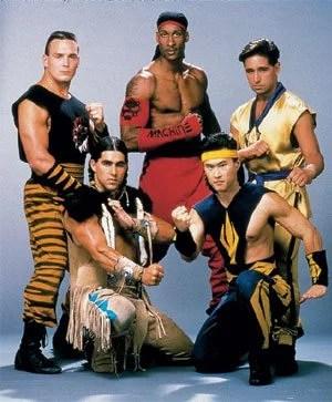 WMAC4 - WMac Master's a série de lutas que incorporou Mortal Kombat na televisão