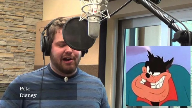 "pete - Brian Hull: ""Let it go"" cantado por personagens da Diney e Pixar"