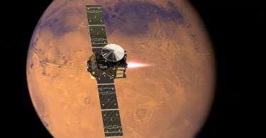 """ExoMars2016 TGO Orbit Insertion 20160218 2k.0 - No YouTube Mensageiro Sideral transmite """"ao vivo"""" pouso de missão em Marte"""