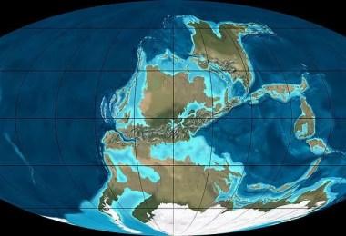 aurica - Daqui a 300 milhões de anos os Continentes irão se juntar