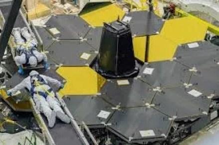 james4 - Telescópio James Webb será lançado em 31 de Outubro de 2021