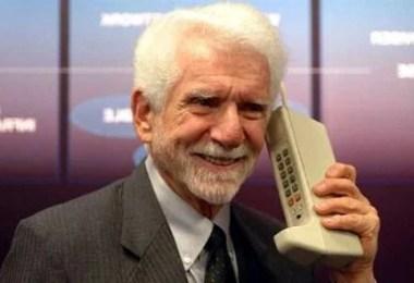 primeira ligacao3 - A primeira chamada de celular no Brasil e do Mundo