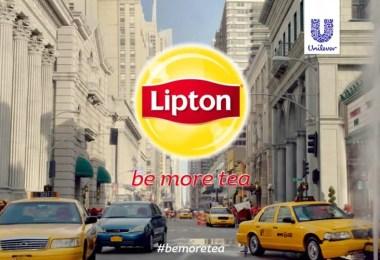 lipton - Em comercial Lipton faz experiência social e o resultado impressiona