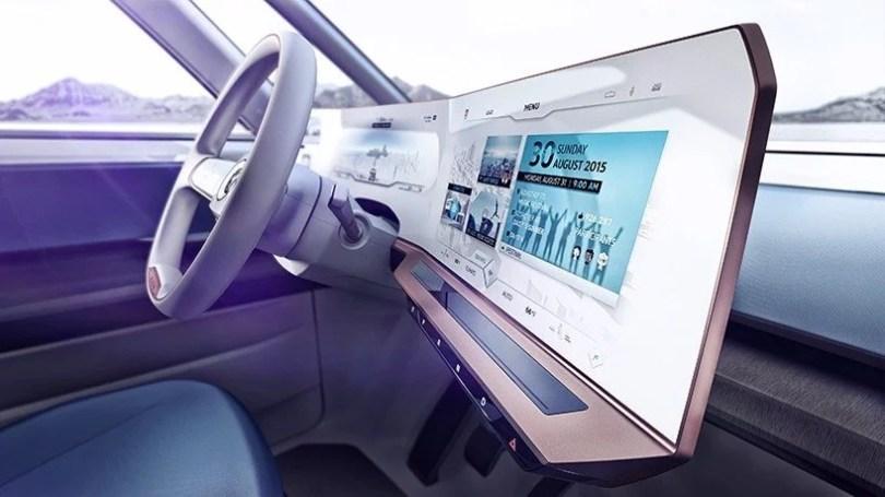volkswagen BUDD e concept CES 2016 designboom 10 818x459
