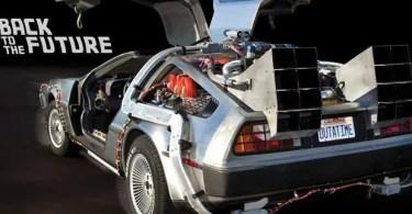 delorean 620 - O que aconteceu com o Deloreon do filme De Volta para o Futuro?