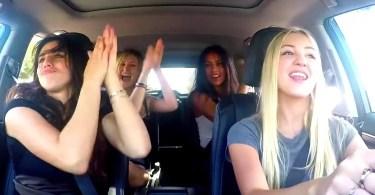 girls carpool karaoke omg - Pilotos morreram? Lito ensina Iberê (Manual do Mundo) a pousar um avião sozinho