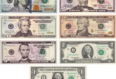 Fotos, Curiosidades, Comunicação, Jornalismo, Marketing, Propaganda, Mídia Interessante USDnotes Quais são os personagens nas notas de  dólares? Curiosidades Vídeos  Quais são os personagens nas notas de dólares?