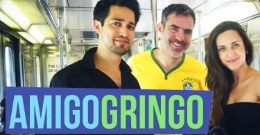 amigo gringo - Incrível: Homem vem voando entregar a bola da final na taça portuguesa de futebol