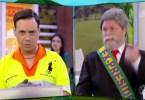 gula joao doria - Programa A Praça é Nossa: Debate entre Gula da Silva e João Dólar Jr.