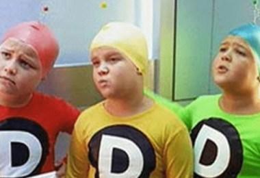 """ddd - 20 anos depois Embratel desenterra os meninos """"DDD"""""""
