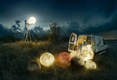full moon photography erik johansson 1 592bff9307cf8  880 - Fotógrafo criou ilusões ópticas da Lua no photoshop que parecem realidade