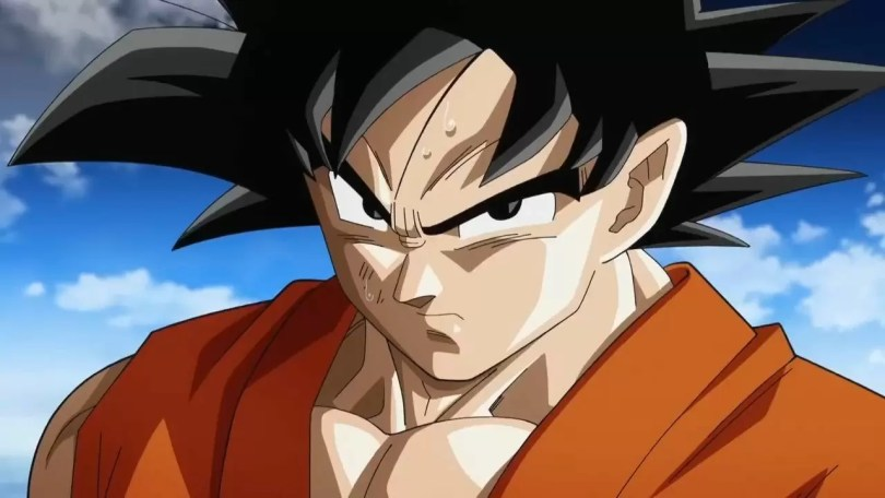 "goku jmn6 - ""O Goku mudou minha vida!"""