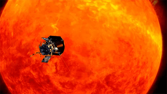 nasa sonda sol 580x326 - NASA anuncia primeira sonda que vai chegar próximo ao Sol