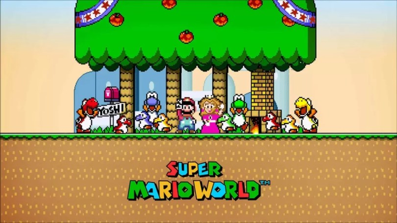 super mario world blunt - Recorde de terminar Super Mario World vendado foi quebrado