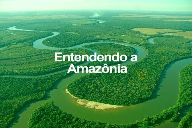 documentário Amazonia