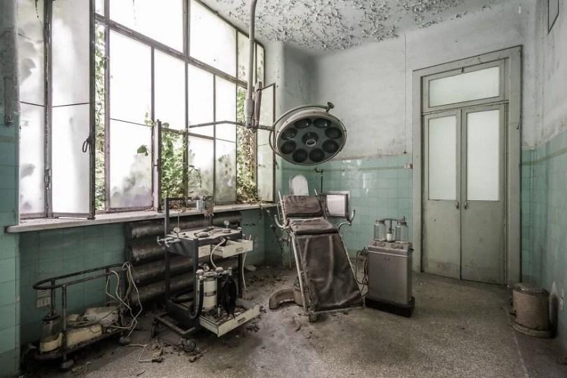 Fotos, Curiosidades, Comunicação, Jornalismo, Marketing, Propaganda, Mídia Interessante foto-lugar-local-abandonado-mundo-italia-inglaterra-fotos-10 Fotografias lindas de locais abandonados na Europa Curiosidades Fotos e fatos  locais abandonados