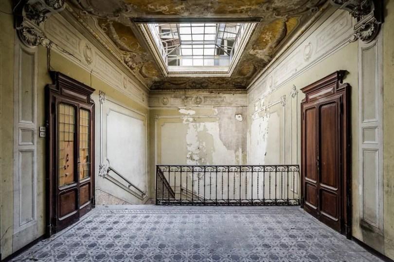 foto lugar local abandonado mundo italia inglaterra fotos 2 - Fotografias lindas de locais abandonados na Europa