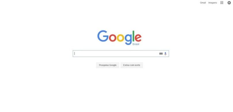 google 2017 - Google vai mudar a página inicial?