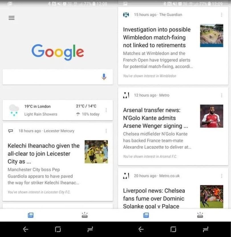 google home 2017 google - Google vai mudar a página inicial?