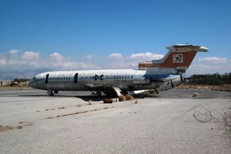 helicoptero abandonado 19 - Imagens de helicópteros e aviões abandonados