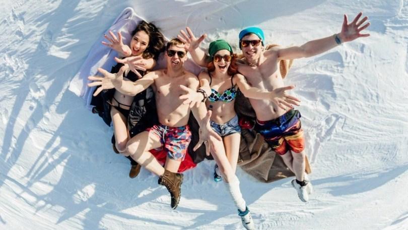 mulheres russas tursimo siberia3 - As praias de areia branca da Sibéria