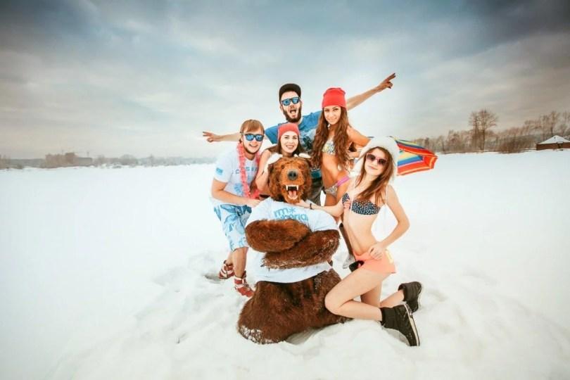 mulheres russas tursimo siberia30 - As praias de areia branca da Sibéria