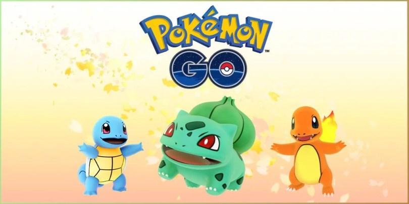 pokemon go celebration event - 125 bilhões de Pokémons foram capturados