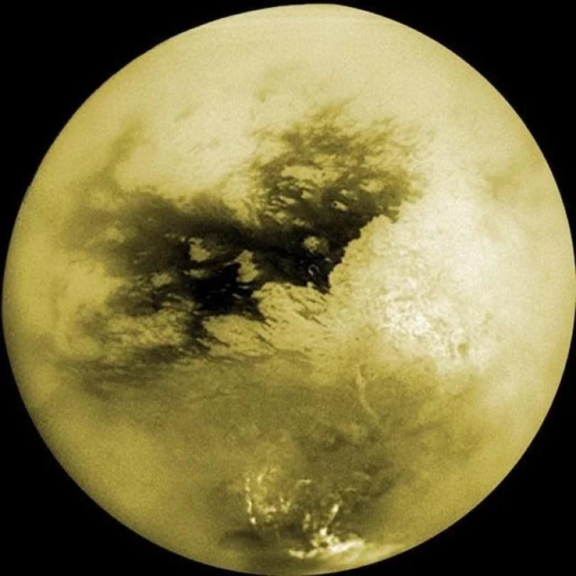 titan nasa - Pesquisa aponta Titã como lugar apropriado para se colonizar