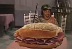 chavesseara - Qual o maior sanduíche do Brasil?
