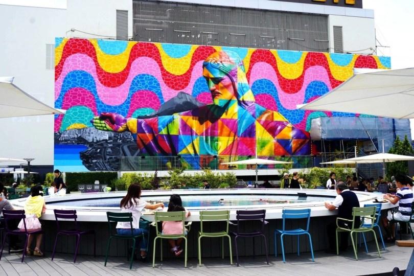 Murais de Graffiti