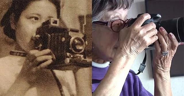 fotografa mais velha do mundo - A fotógrafa mais velha do mundo tem 101 anos