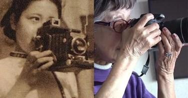 Fotos, Curiosidades, Comunicação, Jornalismo, Marketing, Propaganda, Mídia Interessante fotografa-mais-velha-do-mundo A fotógrafa mais velha do mundo tem 101 anos Cotidiano Curiosidades  fotografa japonesa