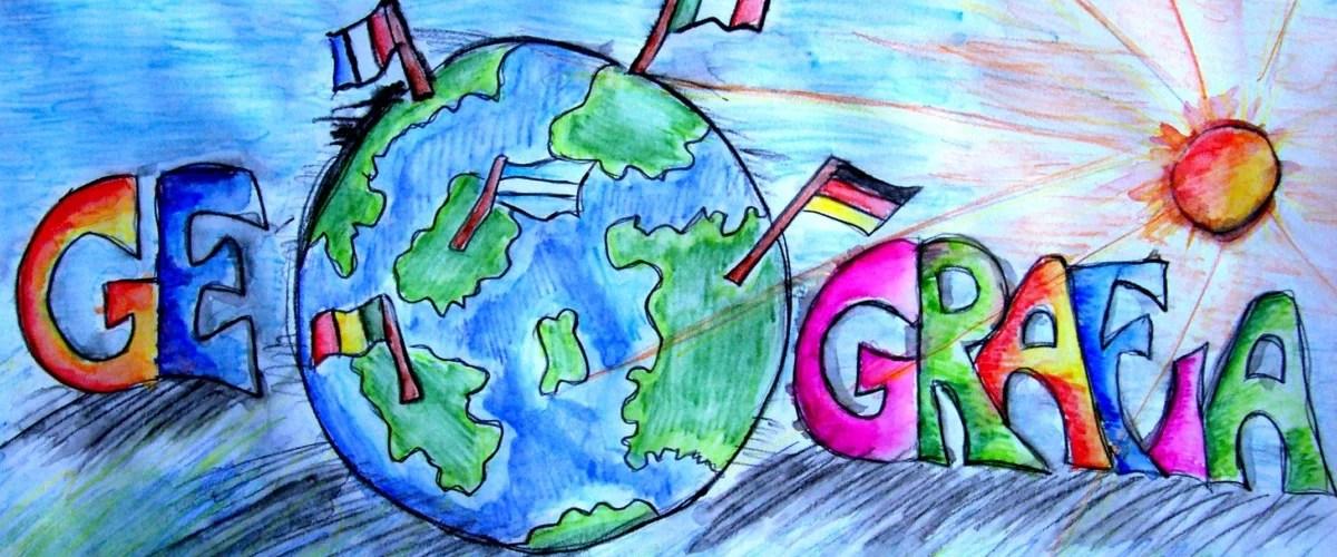 geografia desenho - Maioria das pessoas do mundo não sabem identificar nada em um mapa