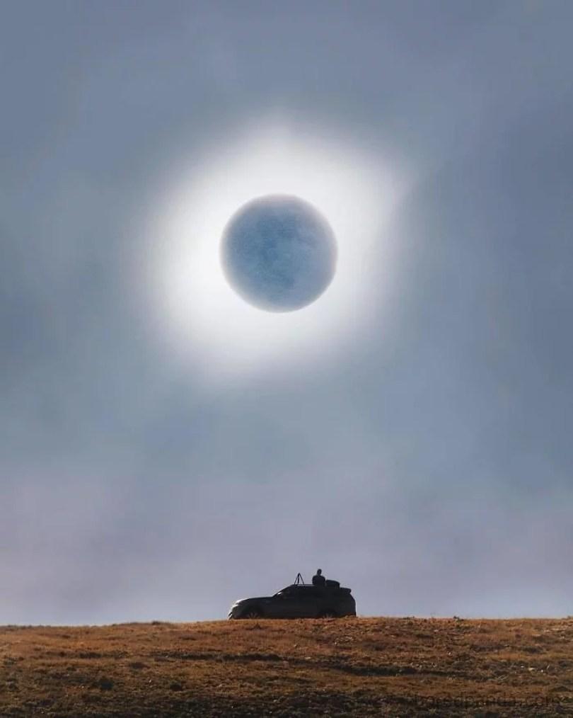 melhor linda foto eclipse total do sol estados unidos 21 agosto 2017 11 - As 30 melhores fotos do eclipse solar Total nos Estados Unidos