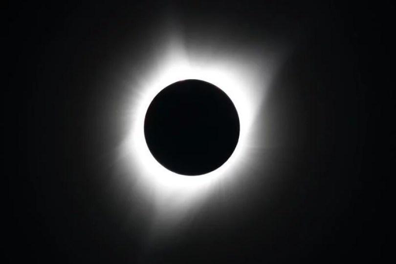 melhor linda foto eclipse total do sol estados unidos 21 agosto 2017 17 - As 30 melhores fotos do eclipse solar Total nos Estados Unidos