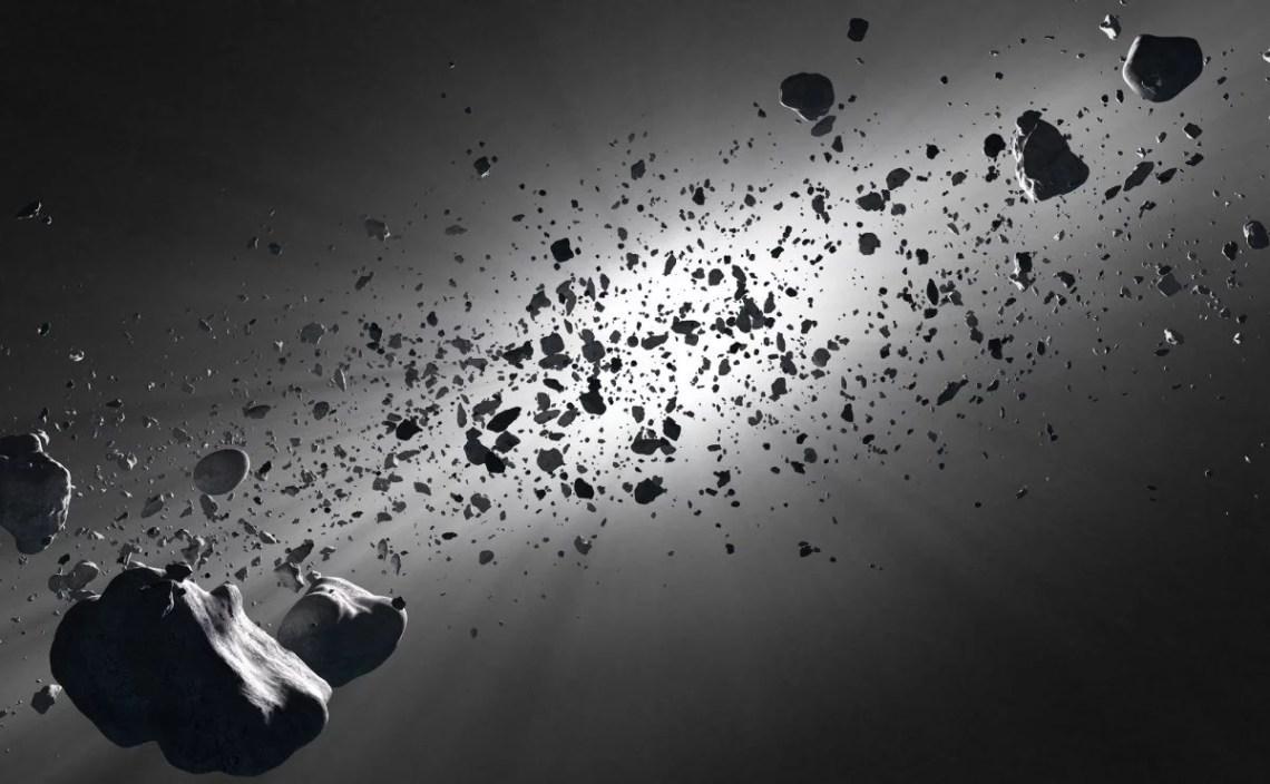 Fotos, Curiosidades, Comunicação, Jornalismo, Marketing, Propaganda, Mídia Interessante asteroides-gigrantes Relaxe: Cerca de 25 mil asteróides com mais de 140 metros rondam a Terra nesse momento Universo  asteróides gigantes