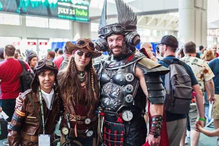 comiccon cosplays 24 - Melhores Cosplays da Comic Con San Diego 2018