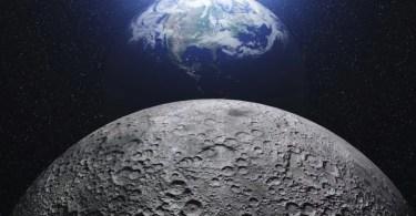 vida na lua